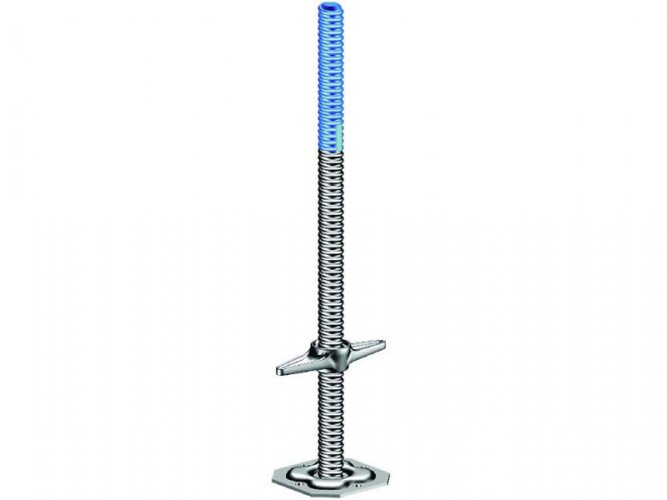 4002.080, Layher scaffold spindle 80 reinforced