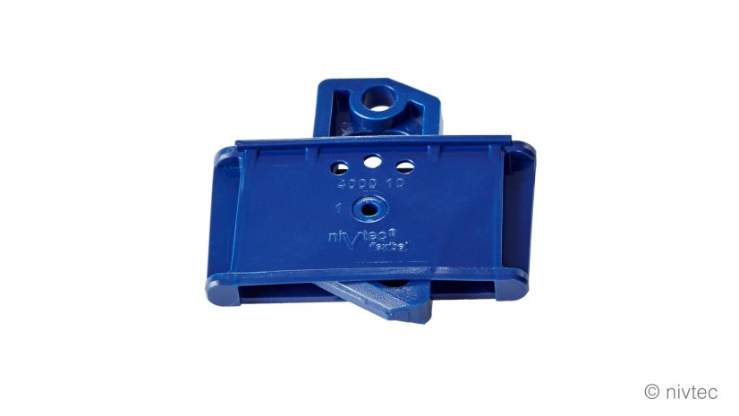 """100150, plastic parts for locking system """"click-clack"""", for short side"""